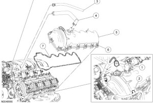 Ford Mustang 2006 – Service Manual Download