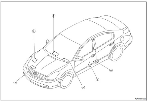 Nissan Altima Hybrid 2007 Service Manual