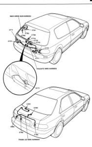Honda Civic Coupe 1992 1993