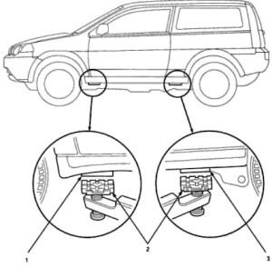 Honda Hrv 2001 Service Manual