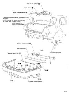 Infiniti Q45 1997 – Service Manual and Repair
