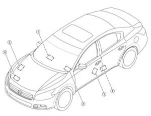 Nissan Maxima 2009 Service Manual And Repair