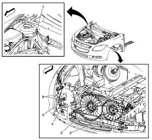 Chevrolet Malibu 2008 2009 2010 – Workshop Manual