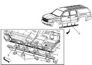 Chevrolet Yukon 2007 2008 2009 Repair Manual and workshop